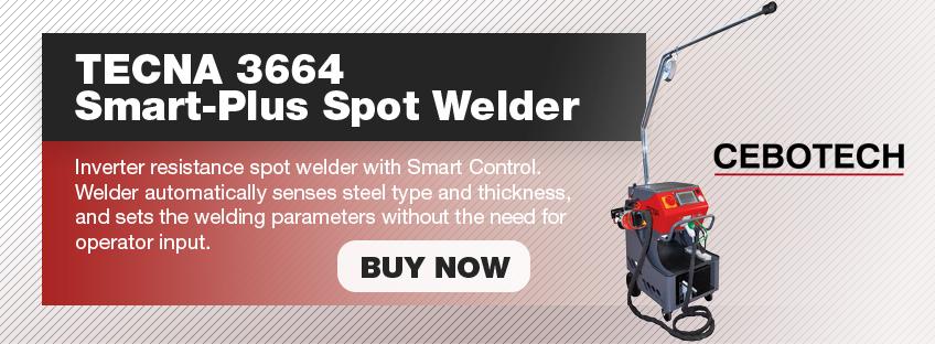 Tecna Spot Welder